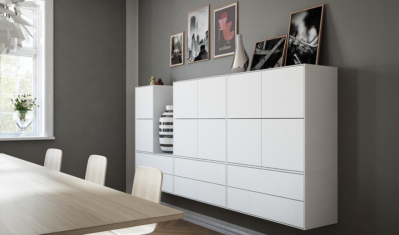 Fremragende S12 møbler til stuen | En klassiker breder sig | Svane Køkkenet DH38